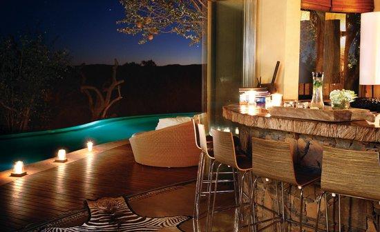Molori Safari Lodge : Main Lodge