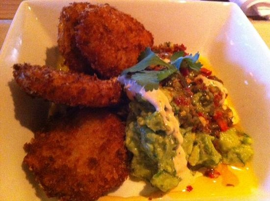 Salty Sow : Spicy Fried Green Tomatoes