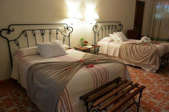 Hotel Hacienda Uxmal Plantation & Museum : Descanso