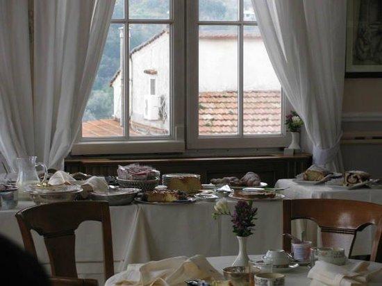 Villa Maria Hotel : colazione