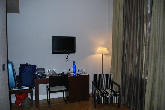 Eurostars David: Habitación