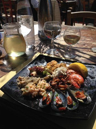 Paradiso Perduto : Venetian Lunch!