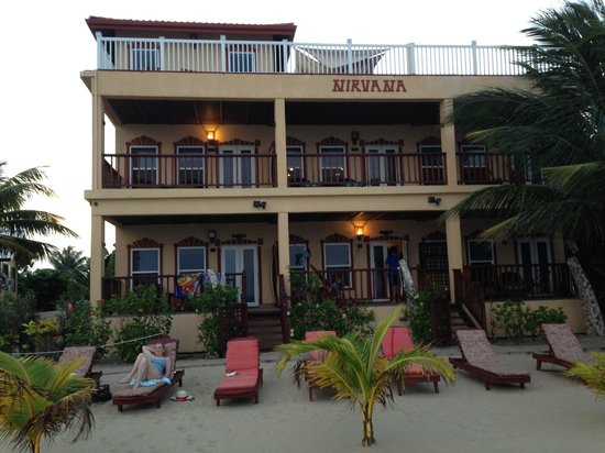 A Belizean Nirvana: From the beach