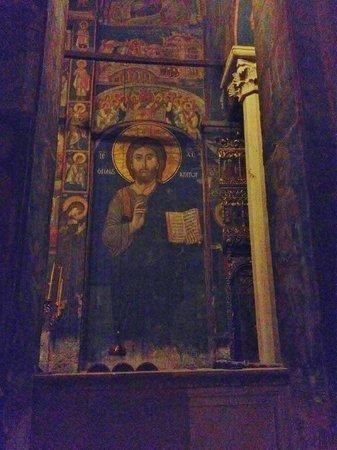 Visoki Decani Monastery: Icône murale