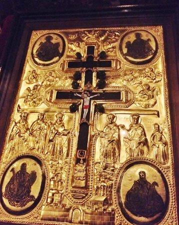 Visoki Decani Monastery: Livre Saint.