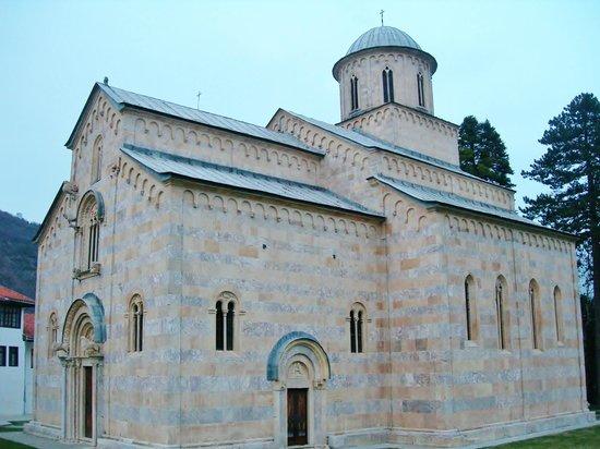 Visoki Decani Monastery: Monastère