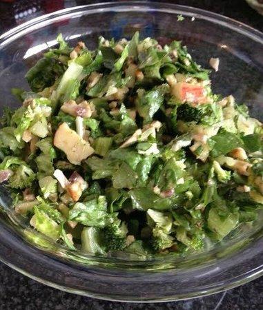 Escasano - Salad Experts: Manhatten Ceasar NYC