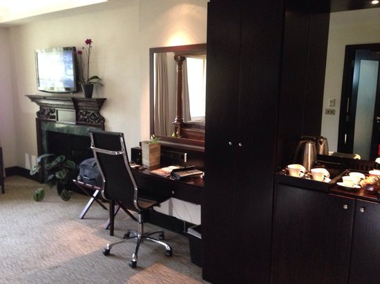 The Montcalm at the Brewery London City: The wow suite