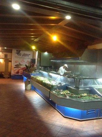 Poisson Al Jazera : le bar des poissons