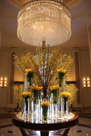 Beverly Wilshire Beverly Hills (A Four Seasons Hotel) : Холл