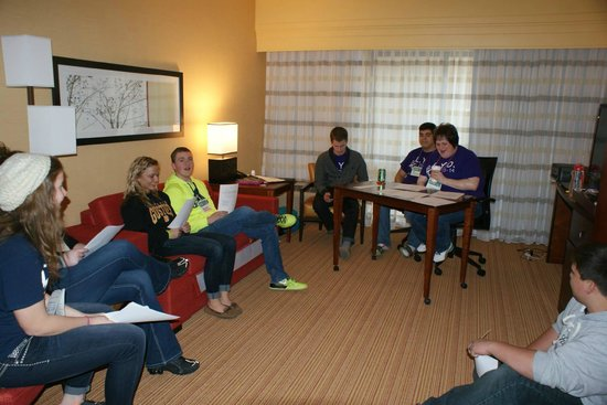 Courtyard Mankato : Training Small Group Leaders