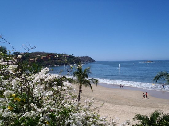 Club Med Ixtapa Pacific: la Plage