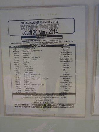 Club Med Ixtapa Pacific: Une journée au Club Med