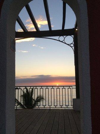 Club Med Ixtapa Pacific: coucher de soleil