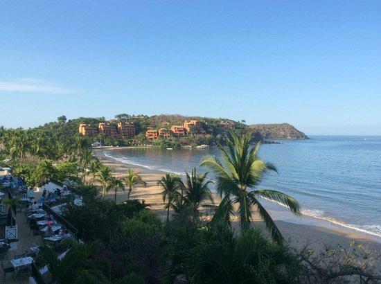 Club Med Ixtapa Pacific : Vue magnifique sur la plage