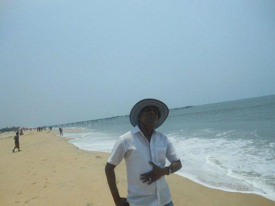 Alappuzha Beach: Just chill