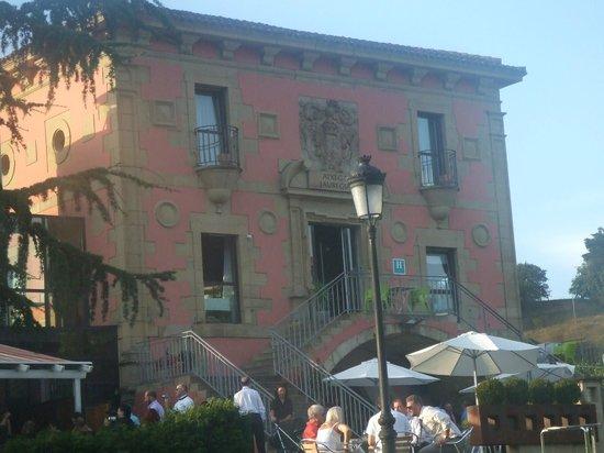 Hotel Palacio Atxega: Outside view