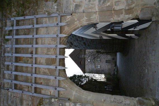 Hotel Burg Colmberg: Entrance