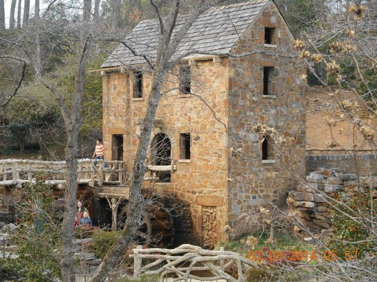 The Old Mill: PUGH MILL-North Little Rock, Ar