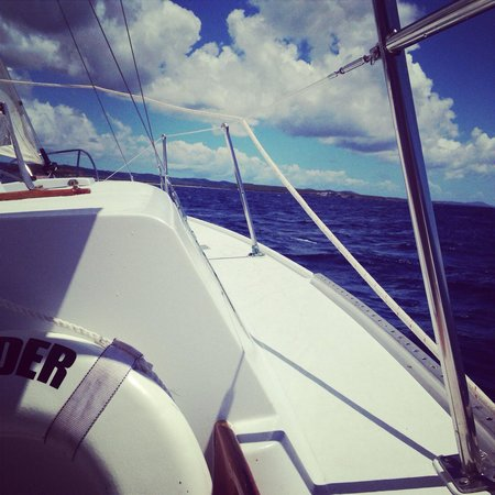 Marauder Sailing Charters - Private Tours: Sailing!