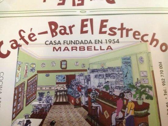Bar El Estrecho: El Estrecho Marbella