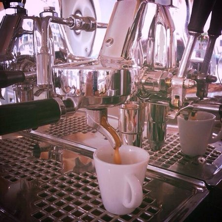 Pasticceria Passoni: Il caffè