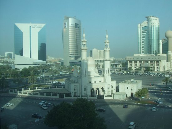 Samaya Hotel - Deira: View from the room
