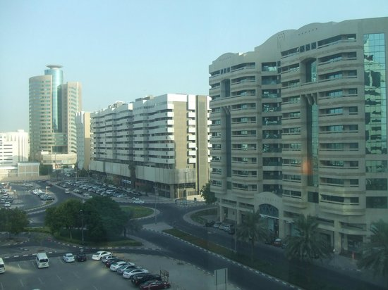 Samaya Hotel - Deira: Another view from the room