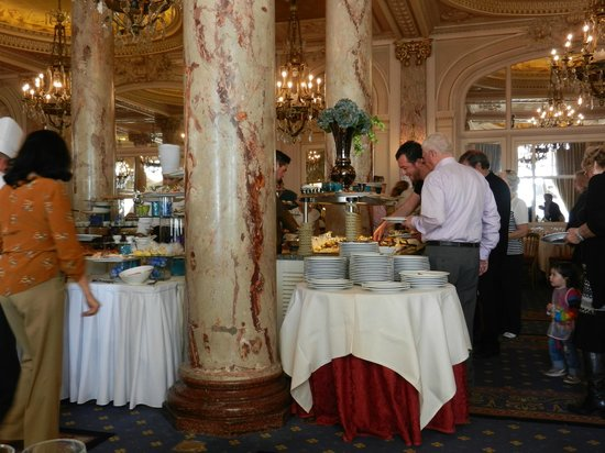 InterContinental Carlton Cannes : buffet
