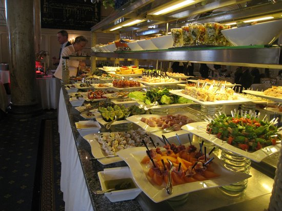 InterContinental Carlton Cannes: buffet