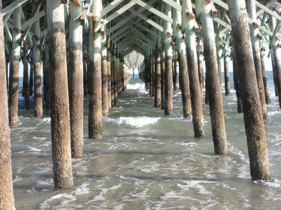Sea Watch Resort: pier