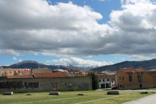 Hotel rural Candela y Plata: el valle