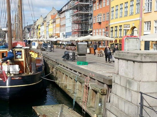 Nyhavn : Nice place. It's worth