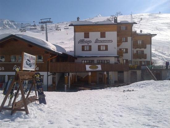 Albergo Bar Ristorante Bucaneve: vista2