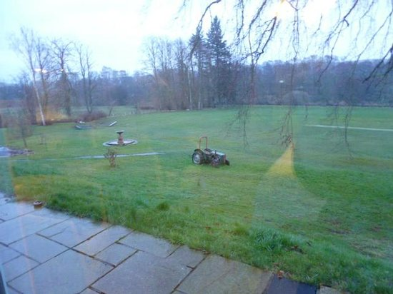 Riverdale Hall Country House Hotel: View from room 31