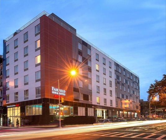 Fairfield Inn & Suites New York Manhattan/Downtown East : Brand New Fairfield Inn by Marriott NY Manhattan/Downtown