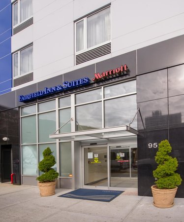 Fairfield Inn & Suites New York Manhattan/Downtown East: The Fairfield Inn by Marriott NY Manhattan/Downtown...Just Perfect For Your Next Visit To NYC!