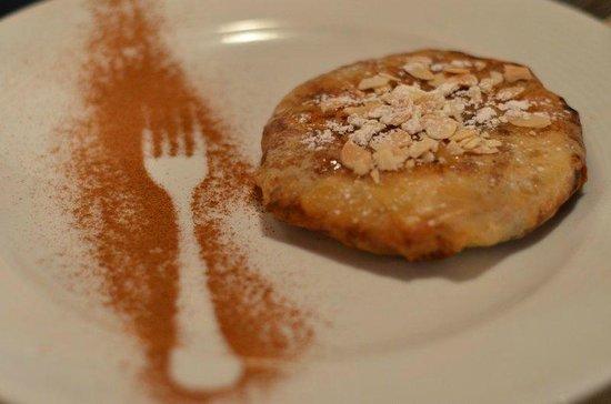 Les Borjs de la Kasbah restaurant: Upscale presentation