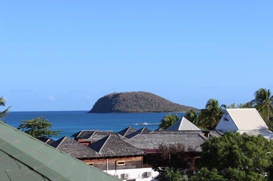 Langley Resort Hotel Fort Royal Guadeloupe : côté mer