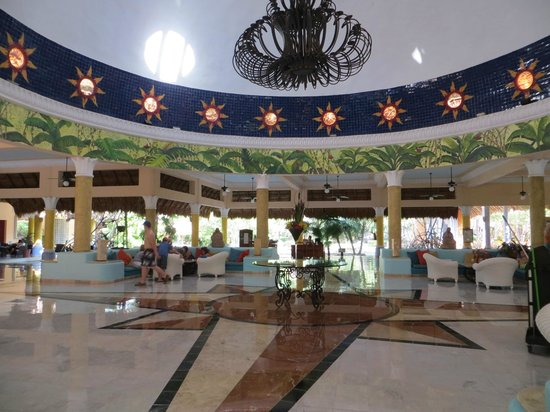IBEROSTAR Paraiso Del Mar : Le Lobby