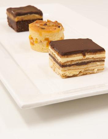 Emperor Lounge: Desserts