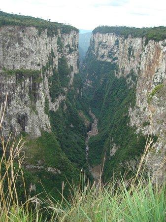 Itaimbezinho Canyon: Cânion