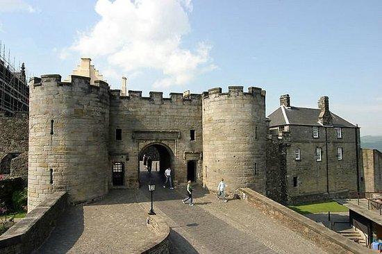 Entrance to Stirling Castle
