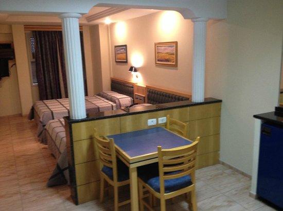 Hotel Columbia: Suite Luxo