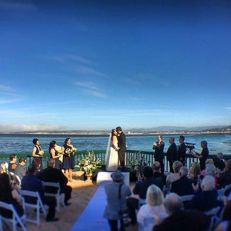 Kimpton Hotel Vintage Portland: Wedding spot