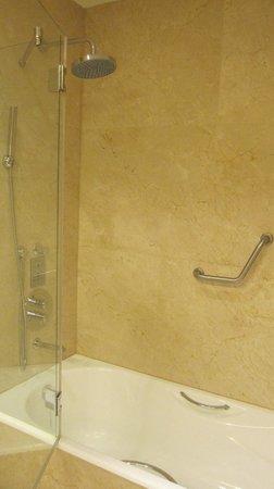 Hotel Astoria 7: Bañera.