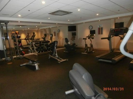 Courtyard by Marriott Bridgetown, Barbados : Gym/exercise room
