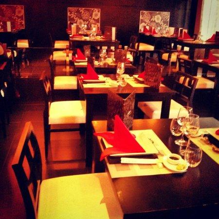 Hotel Riu Palace Bavaro: Nos Encanto El Restaurant Japonés Geisha Recomendado !!