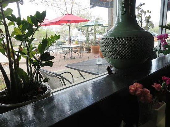 Yeo-Bo's Cafe Korean BBQ : Yeo-Bo's view