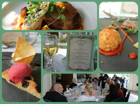 Durker Roods Hotel: Yorkshire Life Luncheon